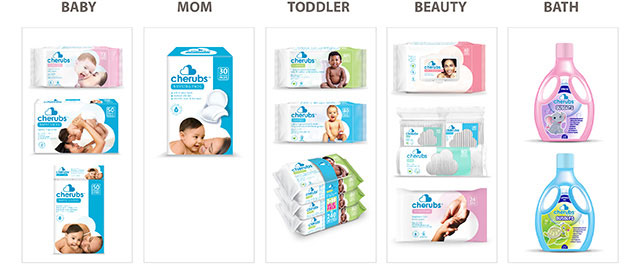 Cherubs Products